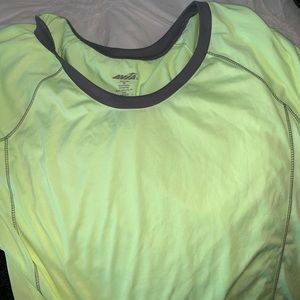 Tops - Long Sleeve Athletic Top with Tags